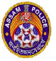 Assam Police, Police, Assam, 12th, Constable, freejobalert, Latest Jobs, Hot Jobs, assam police logo