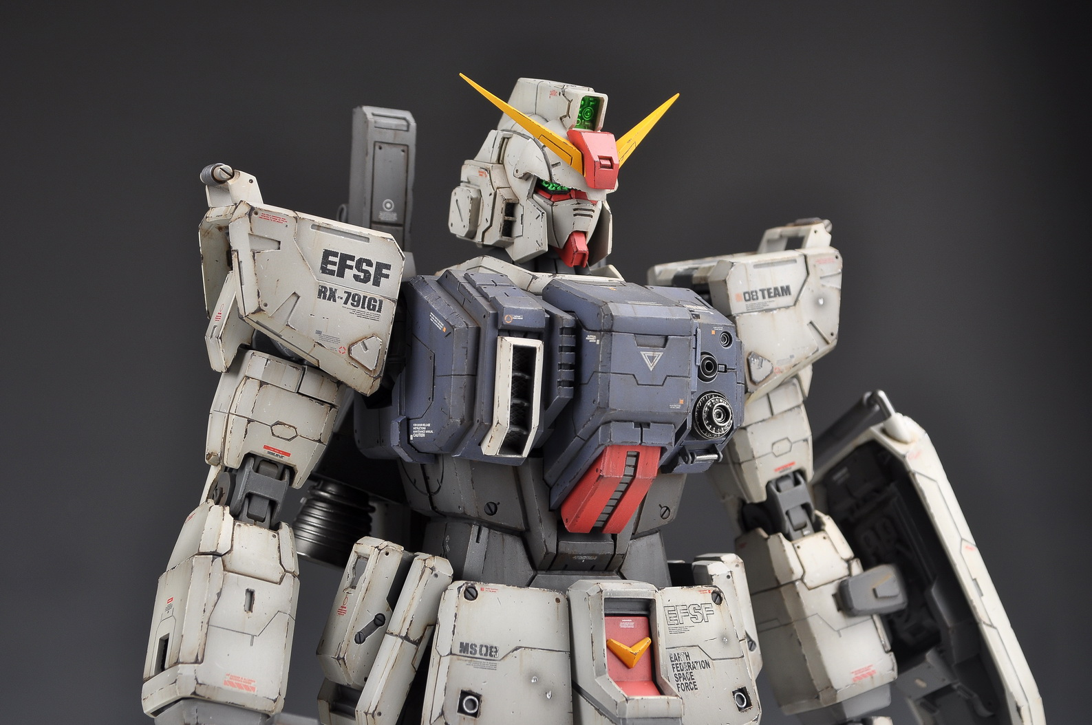 Best Gundam Kits For No Paint