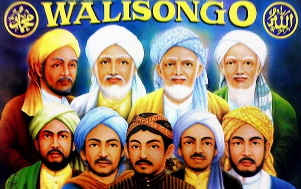Nama Asli 9 Sunan yang Tergabung dalam Wali Songo