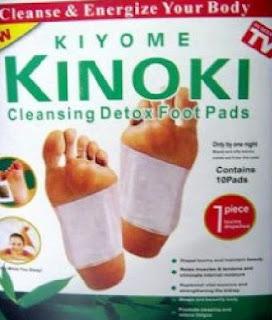 kinoki detox foot pads murah
