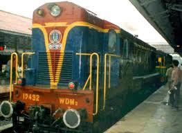 Railway reservation