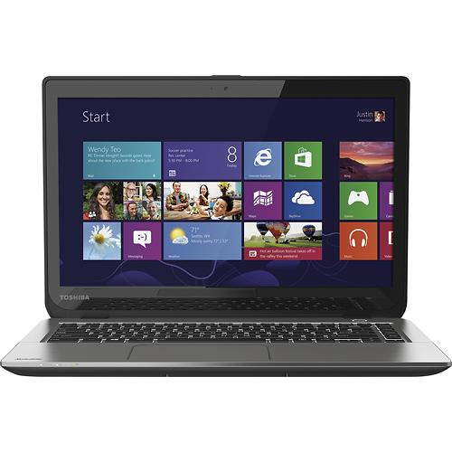Toshiba Satellite E45t-A4200 14-inch Touch-Screen Laptop Review