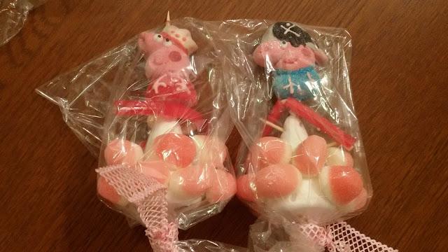 Golosinas para una Fiesta de Cumpleaños Infantil