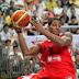 Angola pierde a su jugador clave, Carlos Morais.