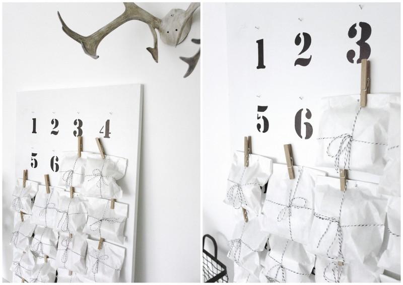 Lekker Fris: DIY Advent Kalender