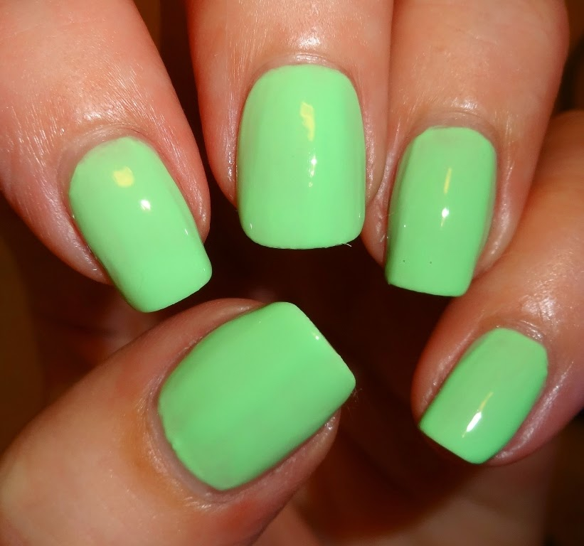 Fluorescent Neon Nail Polish: Wendy's Delights: Born Pretty Store Fluorescent Neon Nail