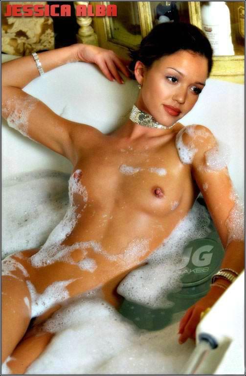 FotosNua.Com caiu na net fotos  da jessica alba mostrando a buceta