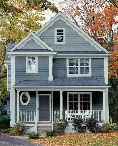 the adorned home outdoor blues