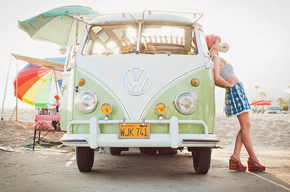 ShopGoldrush, denim, bleached, volkswagen, summer, california, sunset, trishawna
