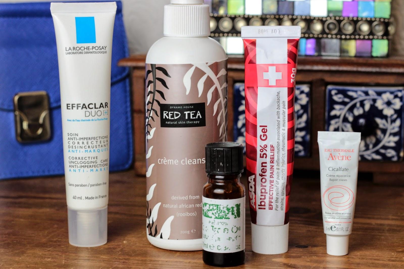skincare spot prone skin blemish acne fix cleanser treatment