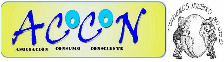 ACOCON-CONSUMO CONSCIENTE