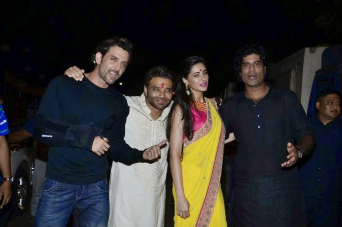 Celebs at Amitabh Bachchan Hosted Diwali Party