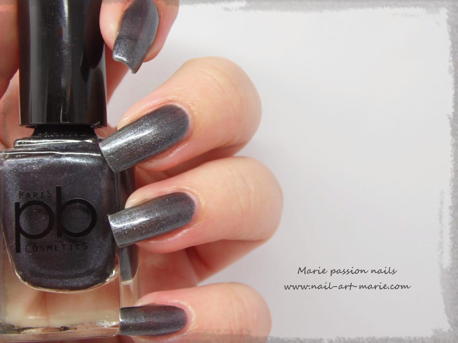 PB Cosmetics Anthracite Moiré3