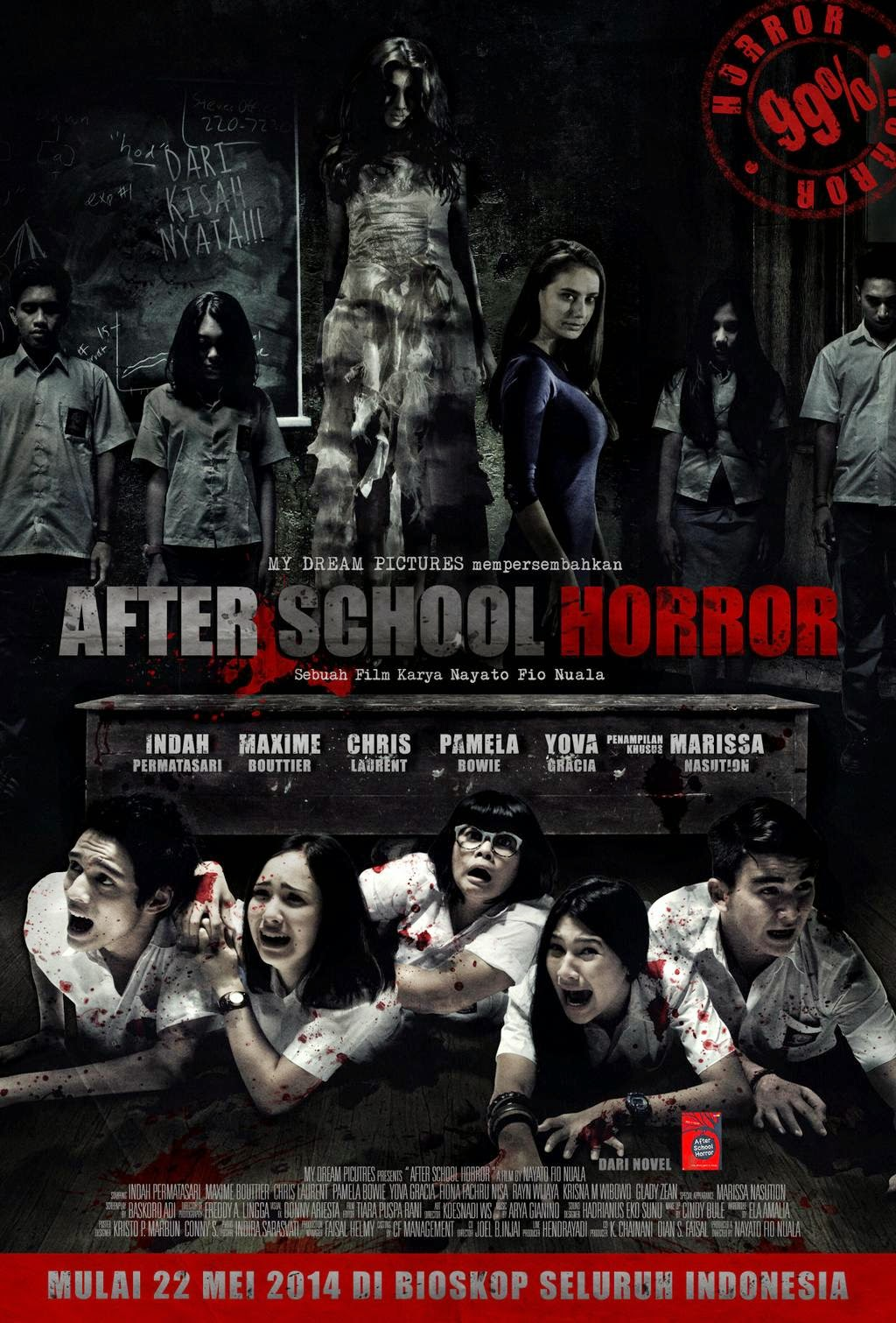 Download Film After School Horor Tersedia