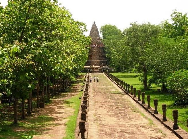 www.2korat.com: Phanom Rung Historical Park
