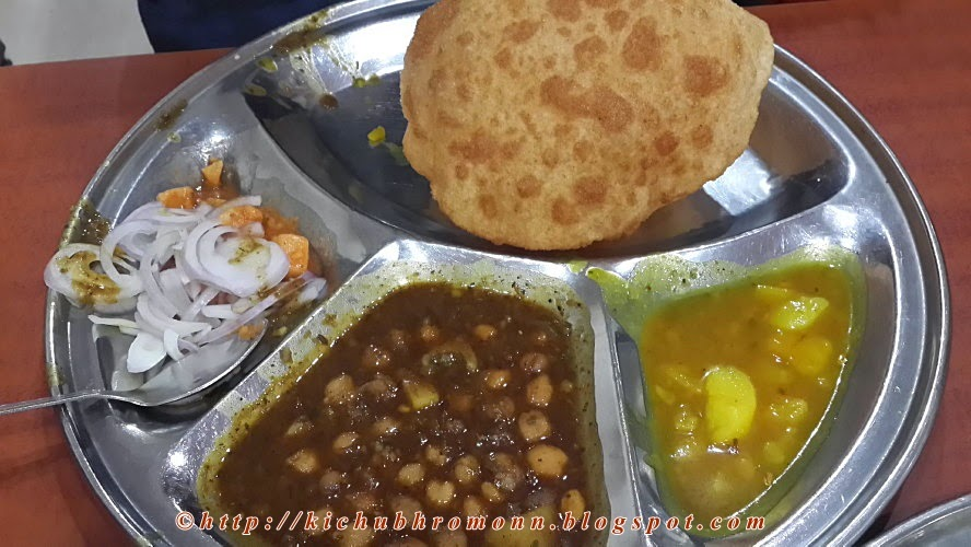 chole puri in amritsar