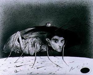 La metamorfosis, Kafka