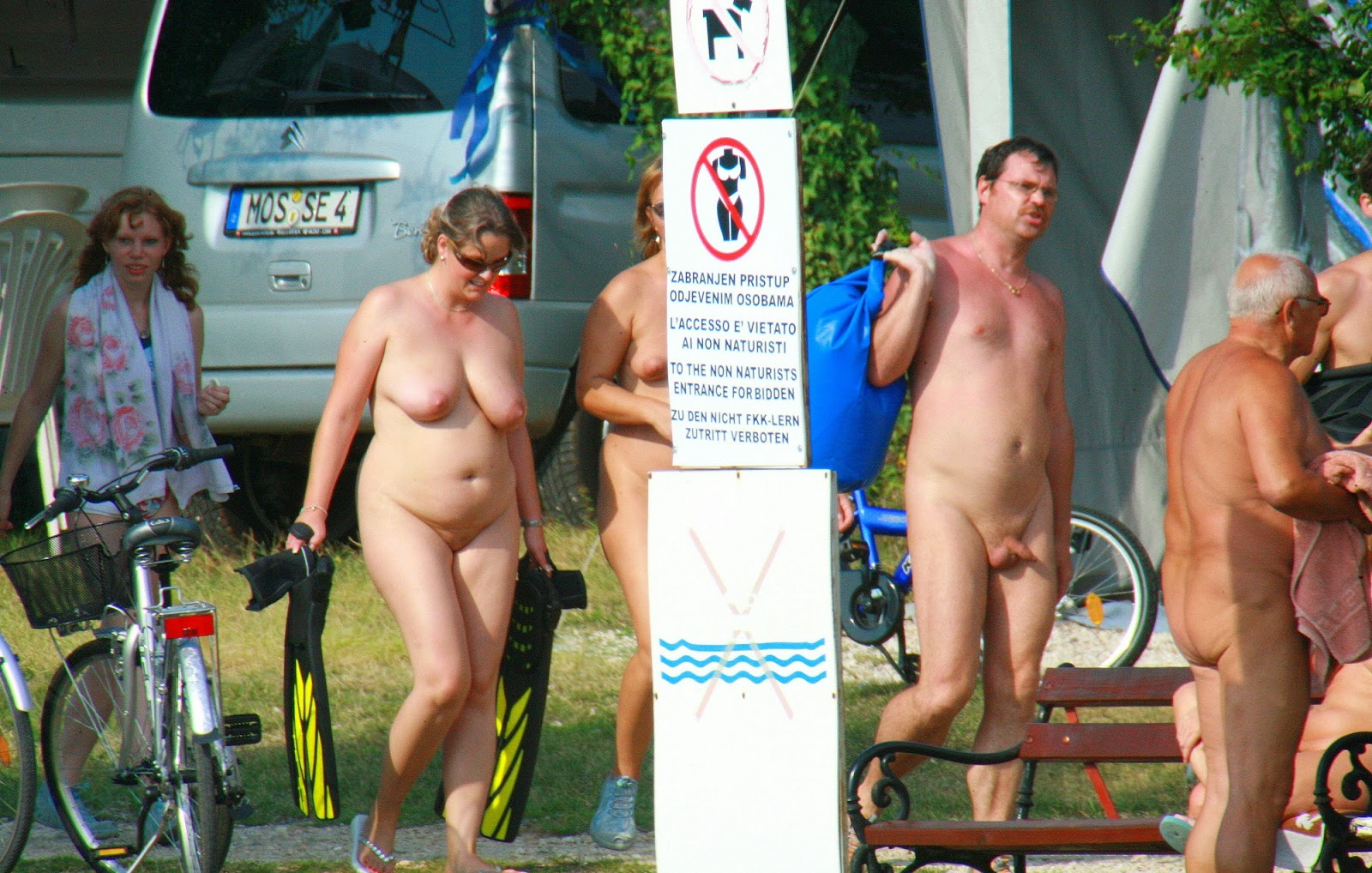 fkk nudists Nudists family - Ula FKK CAMP