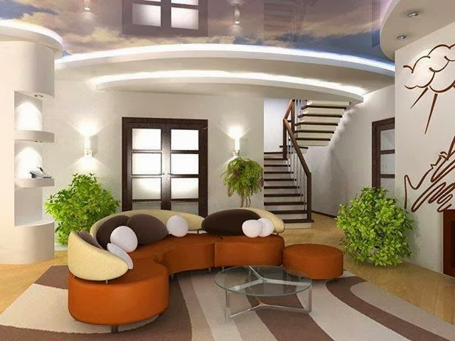 Arredim sht pie some of the best inviting modern living rooms for Living room designs with stairs