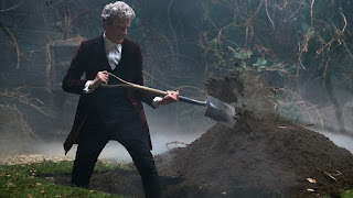 The Doctor goes digging