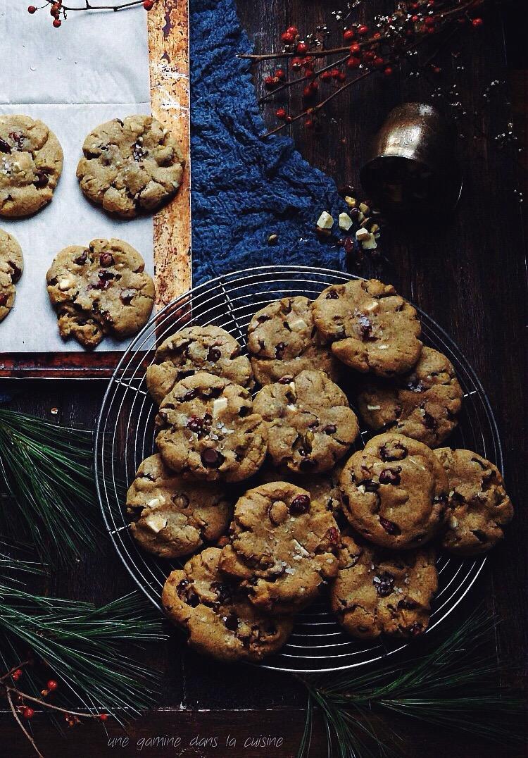 Hiddles darling holiday cookies | une gamine dans la cuisine