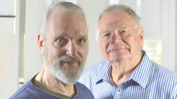 Doctors Dave Bowman and Frank Poole