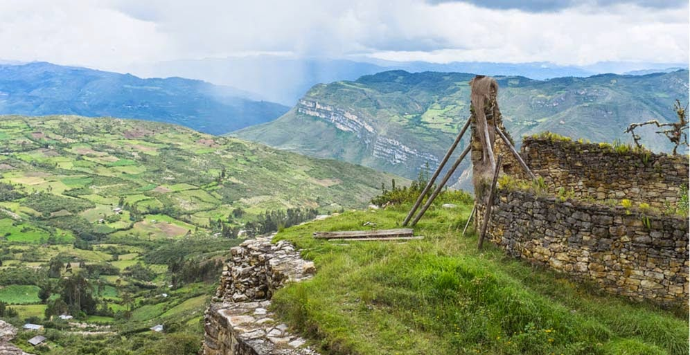 Evidence for ancient bone surgery found at Peru's Kuelap Fortress