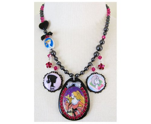 nicki minaj barbie necklace. hair Nicki Minaj quot