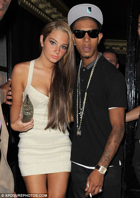 tulisa and fazer dating apps