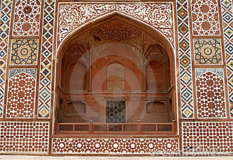 nice view of akbar tomb agra free