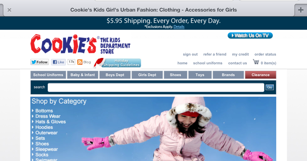 School uniforms, kids clothing and baby clothes at discount prices for boys and 6,+ followers on Twitter.