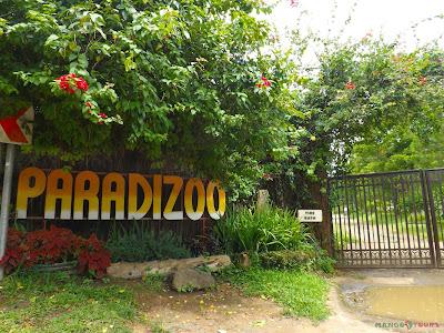Mango Tours Tagaytay Paradizoo