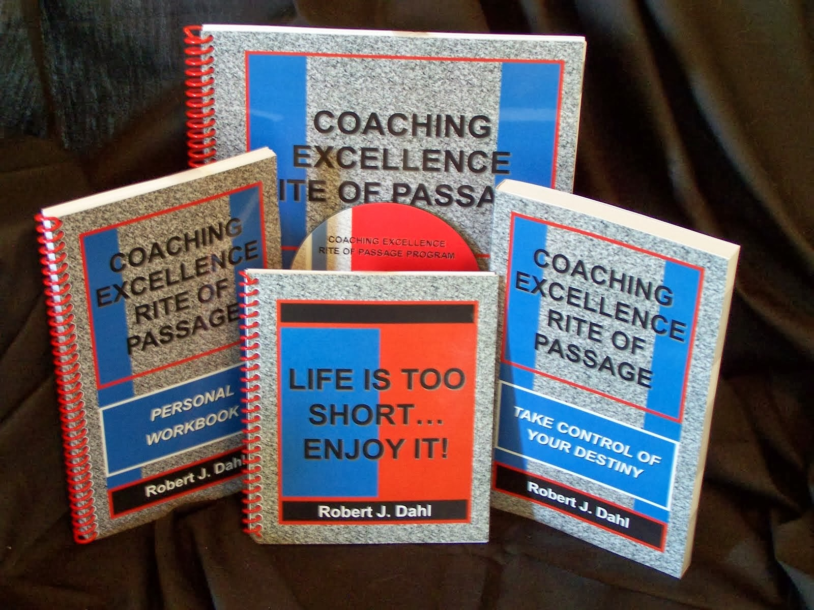 COACHING EXCELLENCE RITE OF PASSAGE LEADERSHIP TRAINING PROGRAM