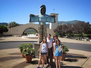 Valle de Napa, California, EE.UU,  Al Este por el Oeste, vuelta al mundo, round the world, La vuelta al mundo de Asun y Ricardo, mundoporlibre.com