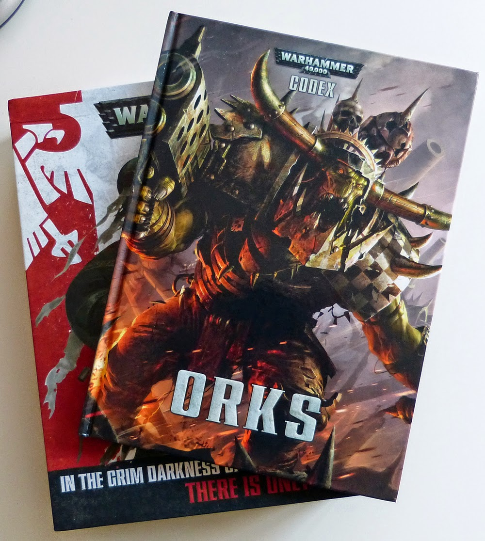 Recalcitrant daze 7th edition and codex orks fandeluxe Gallery