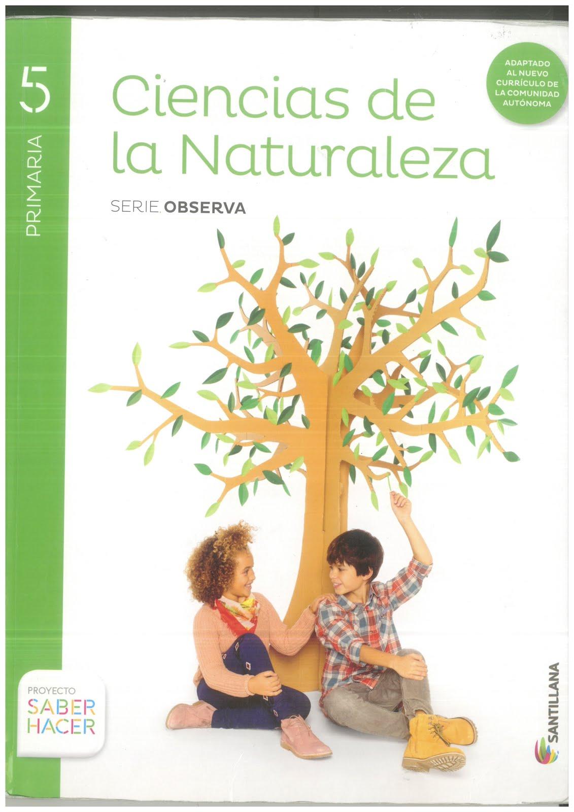 CIENCIAS DE LA NATURALEZA.