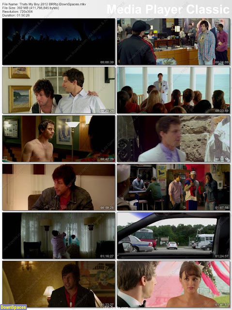 Thats My Boy 2012 Theatrical Cut DVDRip XviD - EXViD