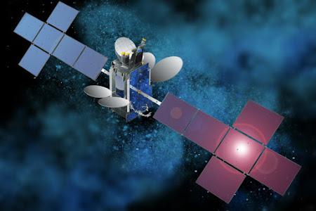 Transponder satelit intelsat 20