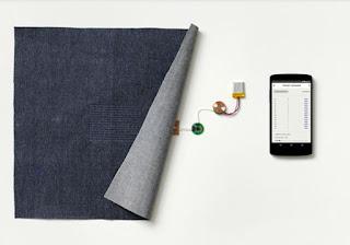 بالفيديو: جوجل تدشن مشروعها الخاص بالملابس الذكية