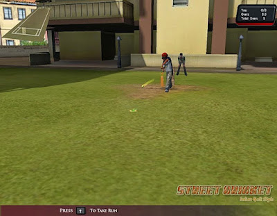 Street Cricket PC Version