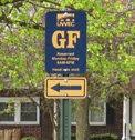 GF sign