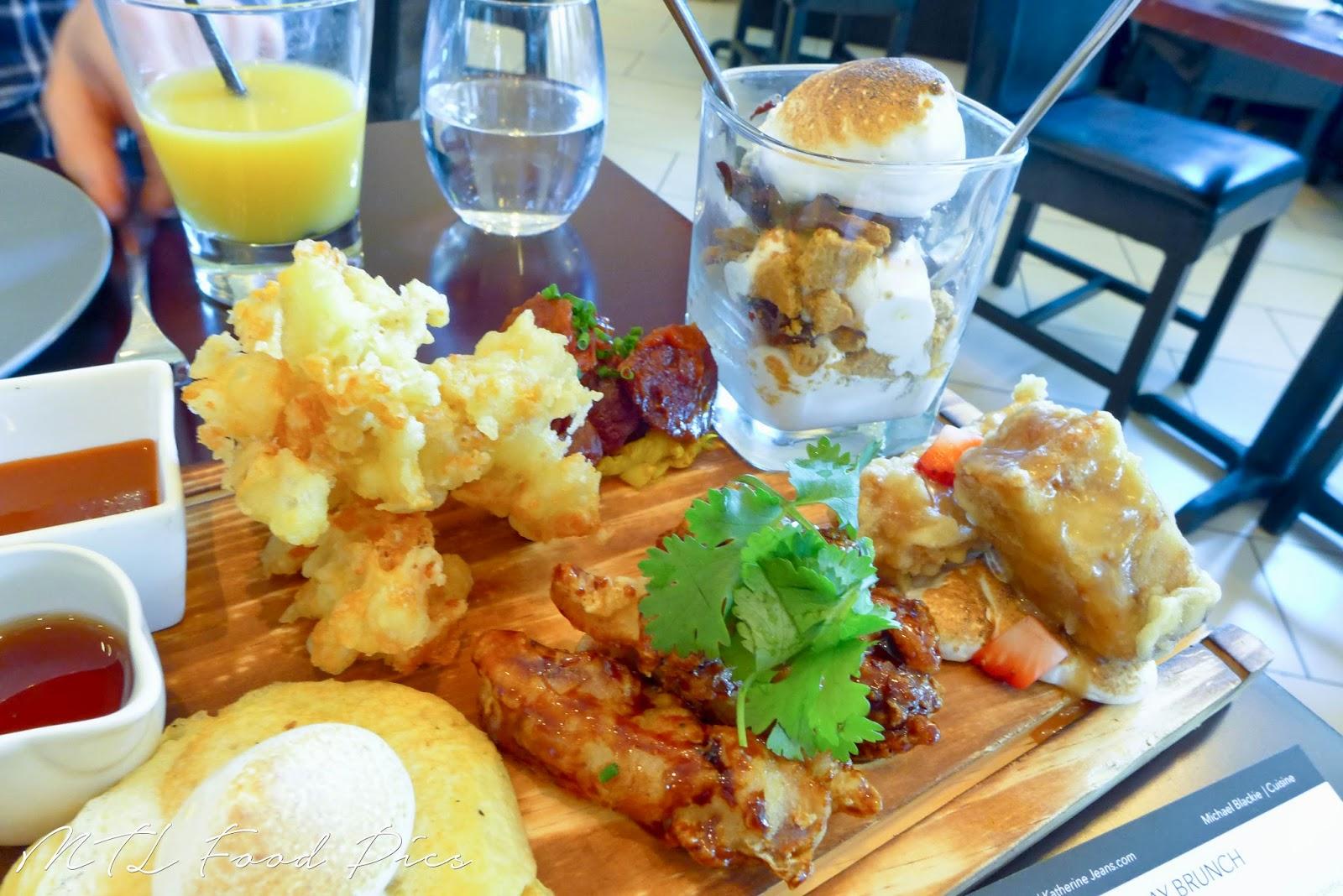 Next Restaurant - Bread Pudding, Currywurst, S'mores Ottawa