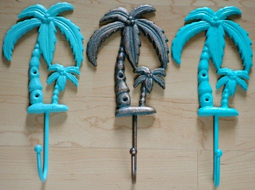 Palm Tree Hooks