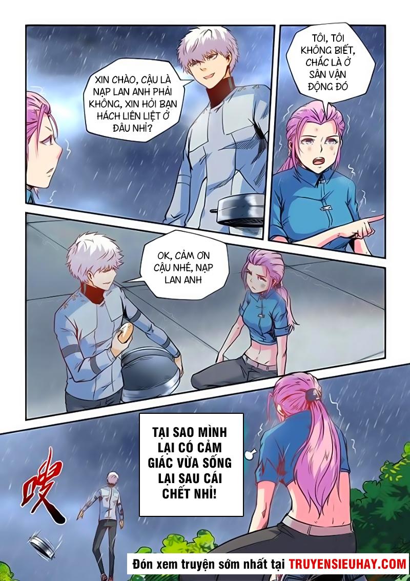 Tu Chân Tứ Vạn Niên trang 16
