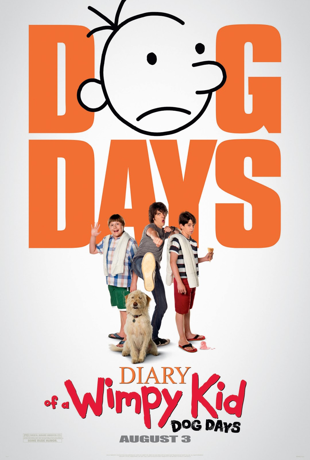 One savvy mom nyc area mom blog theyre back for another the kids who made wimpycool are back in diary of a wimpy kid dog days in theaters august 3rd my son and i had the opportunity to attend a press event solutioingenieria Images