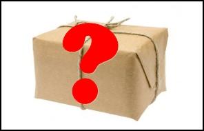 Jangan terima paket yang pengirimnya tidak dikenal.
