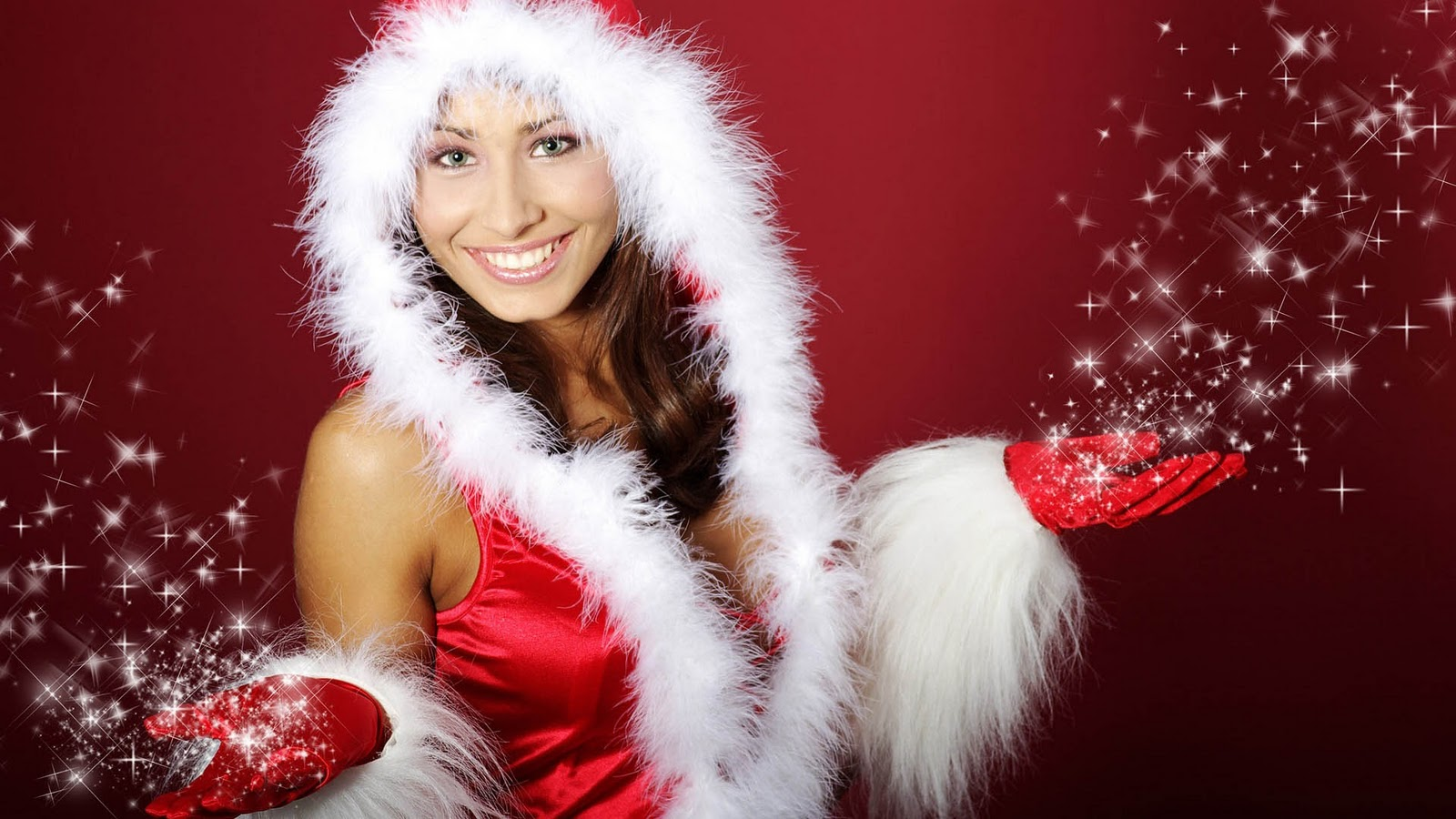 from Issac hot santa claus girls