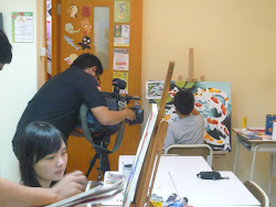 OHAYO Drawing School @ ANTV