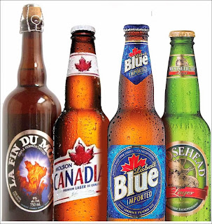 Canadian Bottled Beers