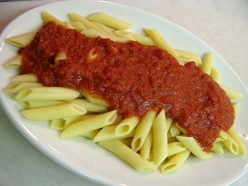 Download image Spaghetti Pasta With Marinara Sauce PC, Android, iPhone ...